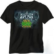 Scitec Collection Tričko Get Big Fast 1 čierne
