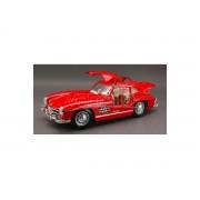 Bburago BU22023R MERCEDES 300 SL 1954 RED 1:24 Modellino