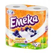 Hartie Igienica Emeka Melon Dream - 4 role