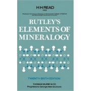 Rutley's Elements of Mineralogy by Frank Rutley