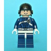 Lego Shield Agent 76036 Loose With Pilot Hat 2015 New