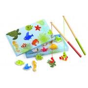 Joc de pescuit magnetic Tropic Djeco