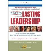 Nightly Business Report Presents Lasting Leadership by Mukul Pandya
