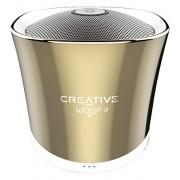 Creative Woof 3 Bluetooth MP3/FLAC Speaker (Autumn Gold)