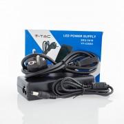 78W Transformador Plastico 220V-12V 6,5A IP20