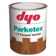 Lac pentru parchet si lemn Dyo Parketex lucios - 0.75L