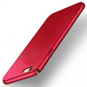 Oppo A57 Back Cover, Johra 4 Cut All Sides Protection Sleek Ipaky Red Hard Case Back Cover For Oppo A57 Back Cover