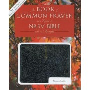 1979 Book of Common Prayer and the New Revised Standard Version Bible with Apocrypha by Oxford University Press