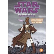 Star Wars - Clone Wars Adventures: v. 2 by Welles Hartley