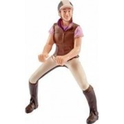 Figurina Schleich Recreational Rider Pink