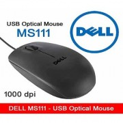Dell MS111 USB 2.0 Optical Mouse