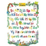 Jolly Phonics Letter Sound Poster by Sue Lloyd