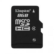 Card de memorie Kingston microSDHC 8GB