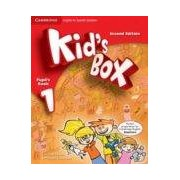 Vv.aa. Kid S Box 1 For Spanish Speakers Pupil S Book With My Home Booklet 2nd