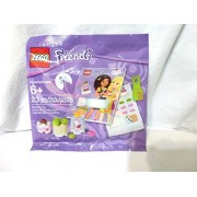 Lego Friends Promotional Accessory Pack Baking Cupcakes #6043173 -2013