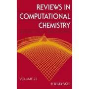 Reviews in Computational Chemistry by Kenny B. Lipkowitz