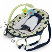 Ležaljka ljuljaška za bebe Hauck E motion fruit