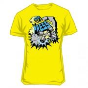 Camiseta Push Pull Press