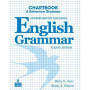 Understanding and Using English Grammar Chartbook by Betty Schrampfer Azar