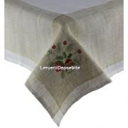 Fata de masa Mendola Home Textiles clopot si con 140x140 cm