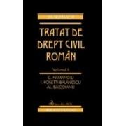 Tratat de drept civil roman. Volumul II.