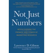 Not Just Numbers by Lawrence D. Gibson