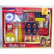 Betty Crocker, 19 Piece Pastry Chef Play Food Bake Set (1 Each)