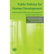 Public Policies for Human Development by Hans Lofgren