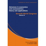 Advances in Economics and Econometrics: Seventh World Congress v. 3 by David M. Kreps