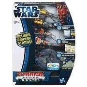Hasbro 39745 Pack 3 Galaxy Titanium Star Wars - Anakin + Sebulba + Federation
