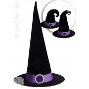 Palarie vrajitoare modelabila Halloween