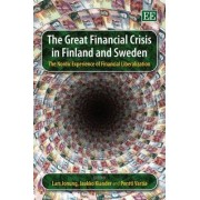 The Great Financial Crisis in Finland and Sweden by Lars Jonung
