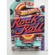 Hot Wheels HW Jukebox Rock N Roll 57 Plymouth Fury Blue Green Red #11 32