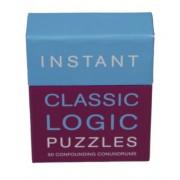 Instante Rompecabezas - 50 Confusión De Enigmas - Clásico Puzzles De Lógica