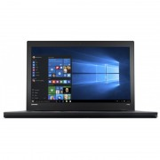 "Notebook Lenovo ThinkPad P50s, 15.6"" Full HD, Intel Core i7-6600U, M500M-2GB, RAM 16GB, SSD 512GB, Windows 10 Pro"