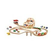 Sevi Train Station Play Set Accessories
