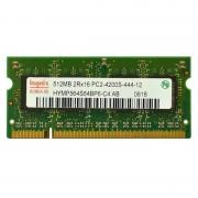 512Mo RAM PC Portable SODIMM HYNIX HYMP564S64BP6-C4 DDR2 PC2-4200S 533MHz CL4