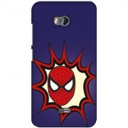 Snooky Digital Print Hard Back Case Cover For Micromax Bolt Q336 98159