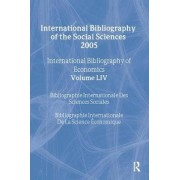 IBSS: Economics 2005: Voumel 54 by The British Library of Political and Economic Science