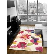 Tapis Kaleidoscope Blossom Tapis Moderne Par Brink And Campman Multicolore 170 X 230 Cm