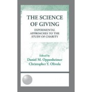 The Science of Giving by Daniel M. Oppenheimer