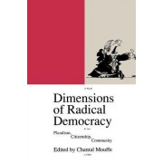Dimensions of Radical Democracy by Chantal Mouffe