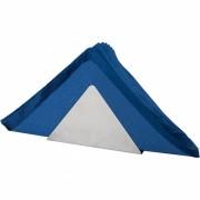 Suport servetele inox triunghiular