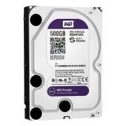 Hard disk Western Digital WD05PURX Purple 500 Gb SATA 3 64Mb cache