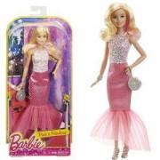 Барби - Кукла с розов тоалет - Barbie, 171246