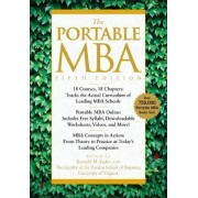 The Portable MBA by Kenneth M. Eades