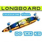 Deskorolka longboard Spartan Hawai