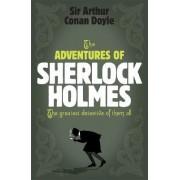 Sherlock Holmes: the Adventures of Sherlock Holmes (Sherlock Complete Set 3) by Sir Arthur Conan Doyle