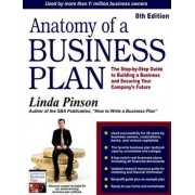 Anatomy of a Business Plan by Linda Pinson