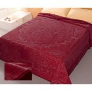 Pătură de pat single Belpla Ster 501 Lila Burgundy